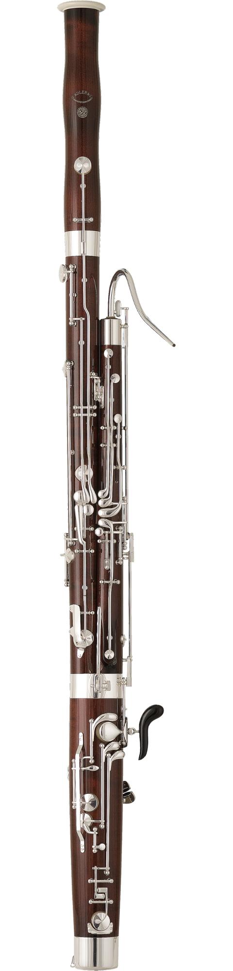 Adler, Oscar - 1357 mit Balancehalter - Holzblasinstrumente - Fagotte | MUSIK BERTRAM Deutschland Freiburg