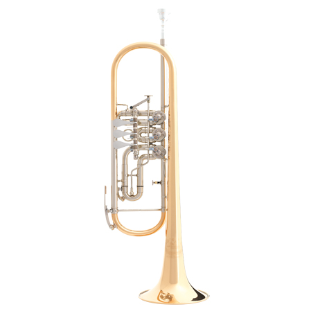 B&S - BS-53T-1-0 - Blechblasinstrumente - Trompeten mit Drehventilen | MUSIK BERTRAM Deutschland Freiburg
