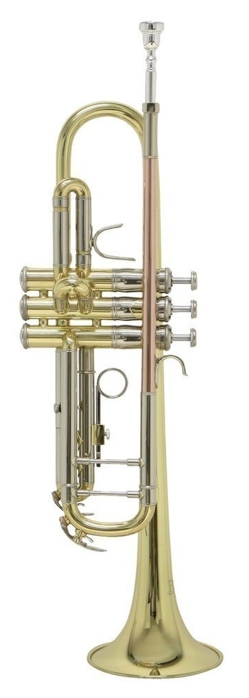 Bach - TR501 - Blechblasinstrumente - Trompeten mit Perinet-Ventilen | MUSIK BERTRAM Deutschland Freiburg