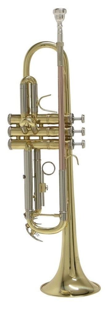 Bach - TR650 - Blechblasinstrumente - Trompeten mit Perinet-Ventilen | MUSIK BERTRAM Deutschland Freiburg