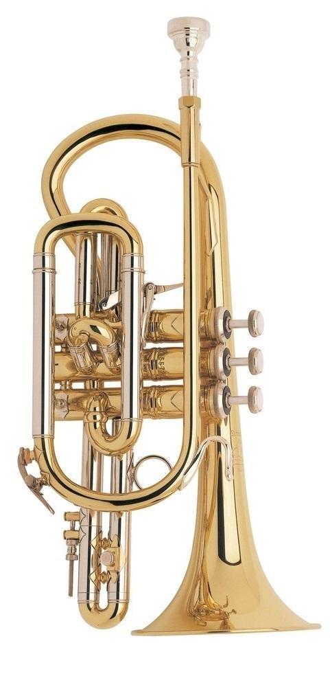 Bach, Vincent - 184L - Blechblasinstrumente - Kornette   MUSIK BERTRAM Deutschland Freiburg