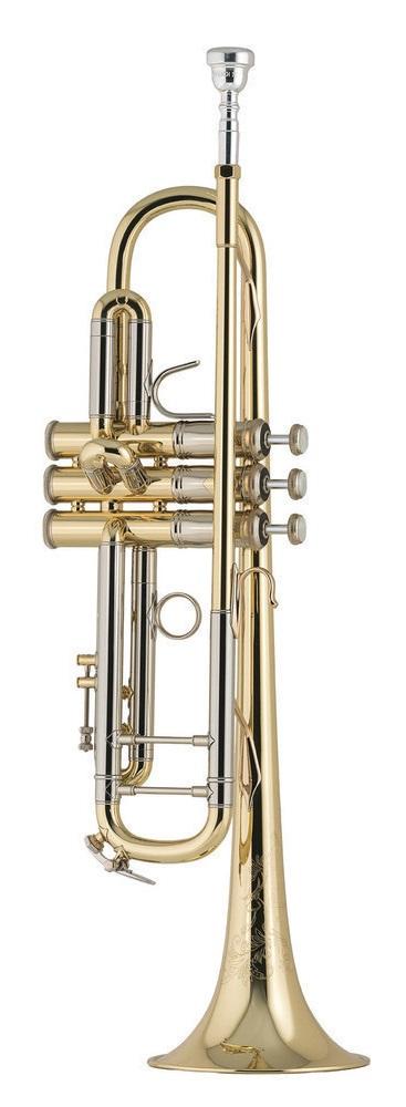 Bach, Vincent - 190-37 - Blechblasinstrumente - Trompeten mit Perinet-Ventilen | MUSIK BERTRAM Deutschland Freiburg