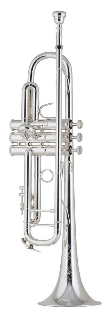 Bach, Vincent - 190S - 37 - Blechblasinstrumente - Trompeten mit Perinet-Ventilen | MUSIK BERTRAM Deutschland Freiburg