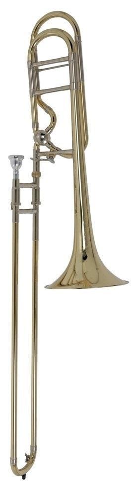 Bach, Vincent - 42BOF - Blechblasinstrumente - Posaunen mit Quartventil   MUSIK BERTRAM Deutschland Freiburg