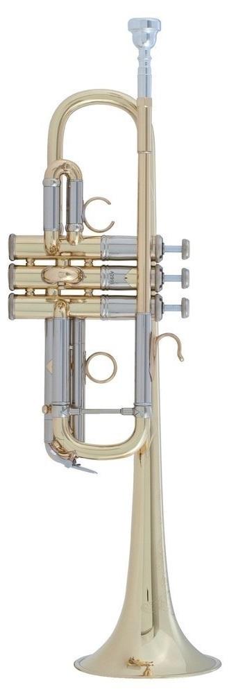 Bach, Vincent - AC190 - Blechblasinstrumente - Trompeten mit Perinet-Ventilen | MUSIK BERTRAM Deutschland Freiburg