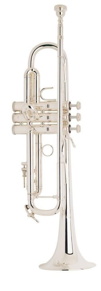 Bach, Vincent - LR180S - 43 - Blechblasinstrumente - Trompeten mit Perinet-Ventilen   MUSIK BERTRAM Deutschland Freiburg