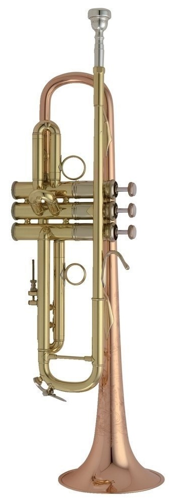 Bach, Vincent - LR190-43B - Blechblasinstrumente - Trompeten mit Perinet-Ventilen | MUSIK BERTRAM Deutschland Freiburg