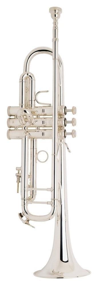 Bach, Vincent - LT180S - 43 - Blechblasinstrumente - Trompeten mit Perinet-Ventilen | MUSIK BERTRAM Deutschland Freiburg