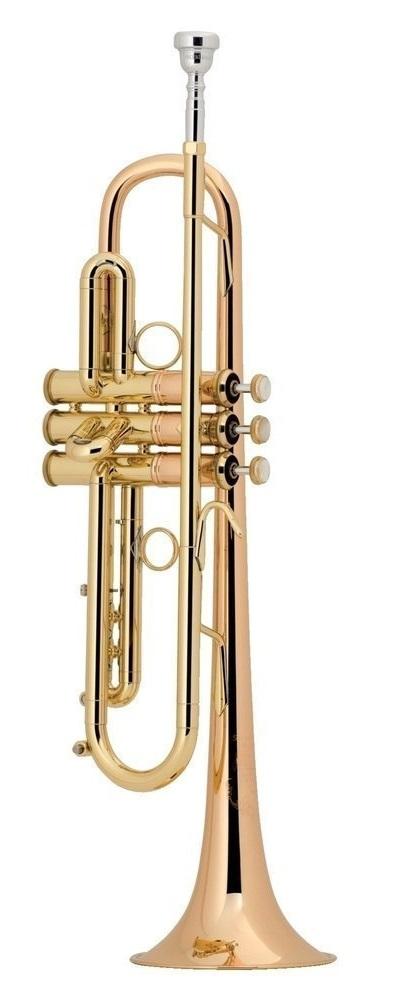 Bach, Vincent - LT190L - 1B - Blechblasinstrumente - Trompeten mit Perinet-Ventilen | MUSIK BERTRAM Deutschland Freiburg