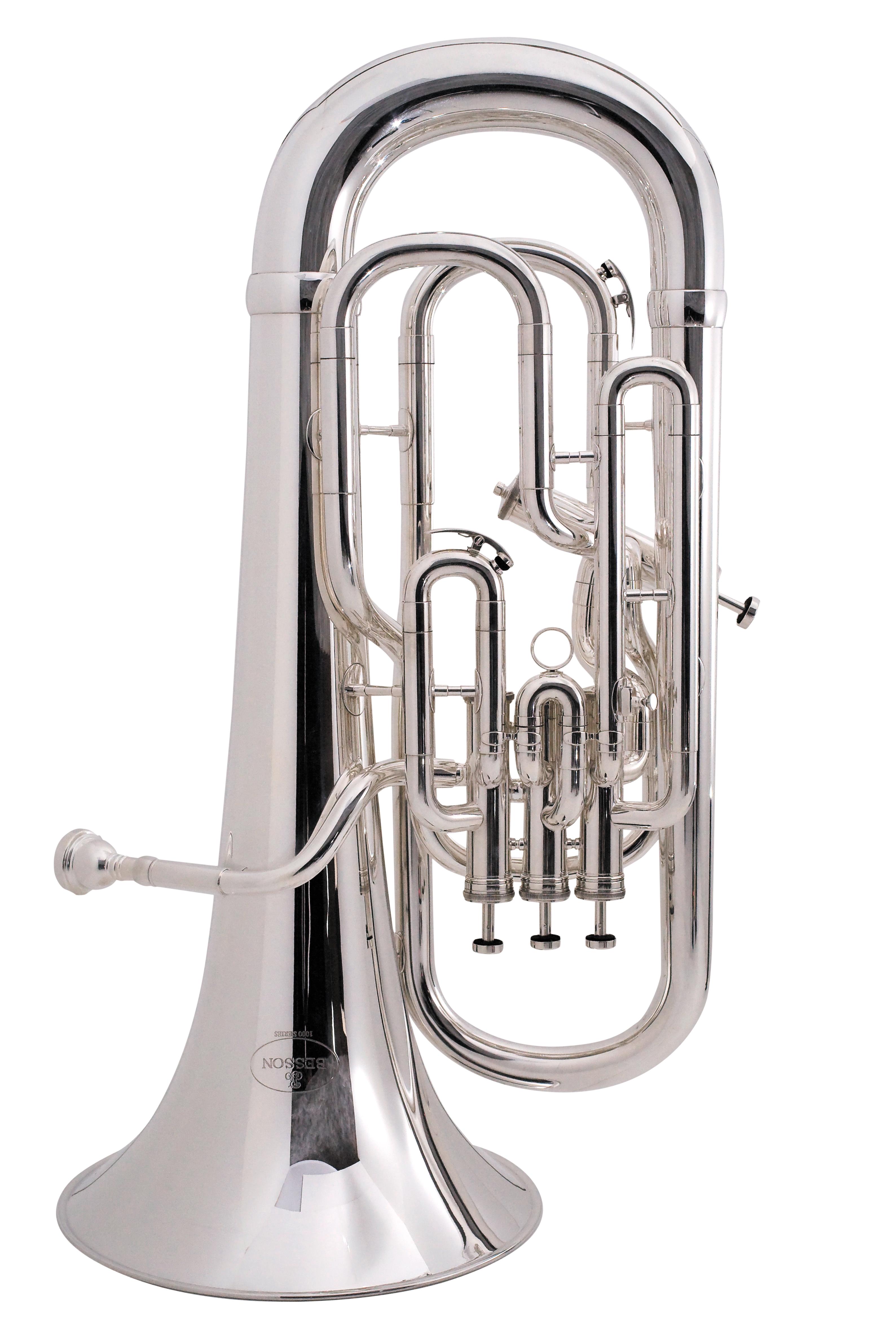 Besson - BE-165-2-0 - Blechblasinstrumente - Euphonien | MUSIK BERTRAM Deutschland Freiburg