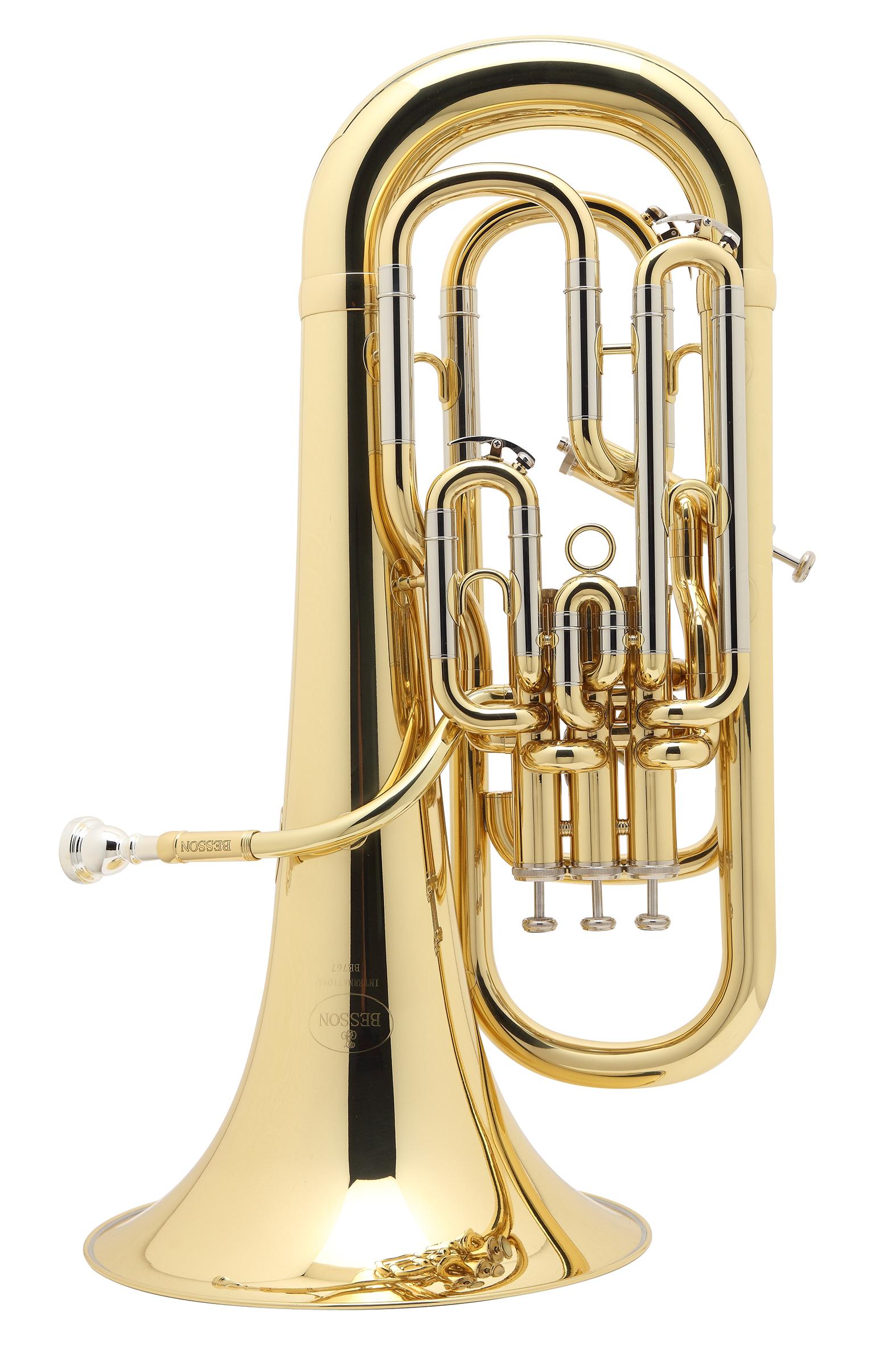 Besson - BE - 767 - 1 - 0 - Blechblasinstrumente - Euphonien | MUSIK BERTRAM Deutschland Freiburg
