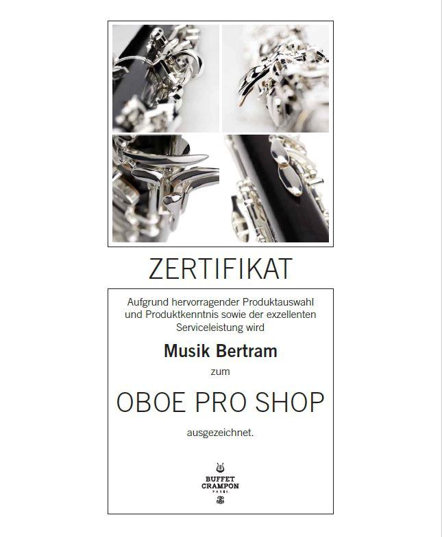 Buffet - BC-4121-2-0 - Holzblasinstrumente - Oboen und Englisch Hörner | MUSIK BERTRAM Deutschland Freiburg
