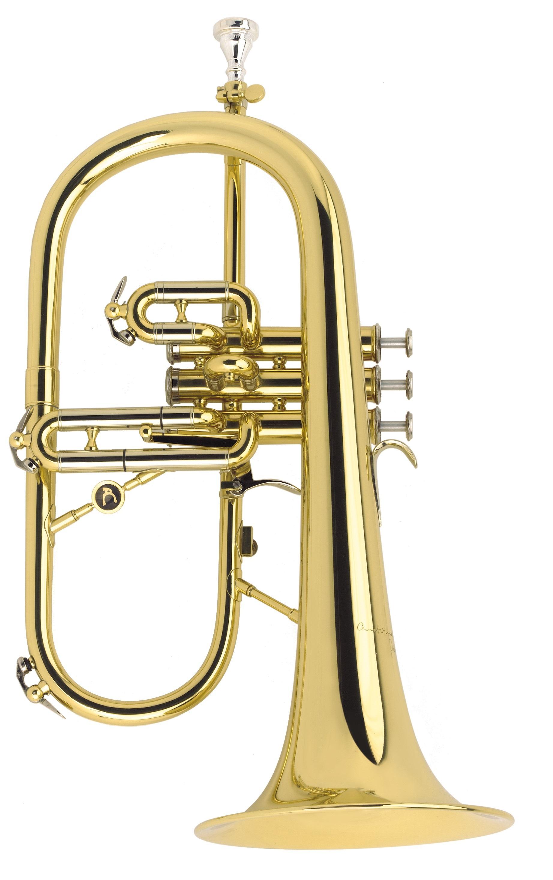 Courtois - AC - 154 - 1 - 0 - Blechblasinstrumente - Flügelhörner | MUSIK BERTRAM Deutschland Freiburg