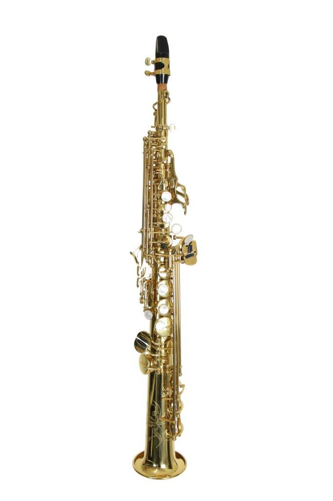 Denver - JSS - 101 - Q - gerade - Holzblasinstrumente - Saxophone | MUSIK BERTRAM Deutschland Freiburg