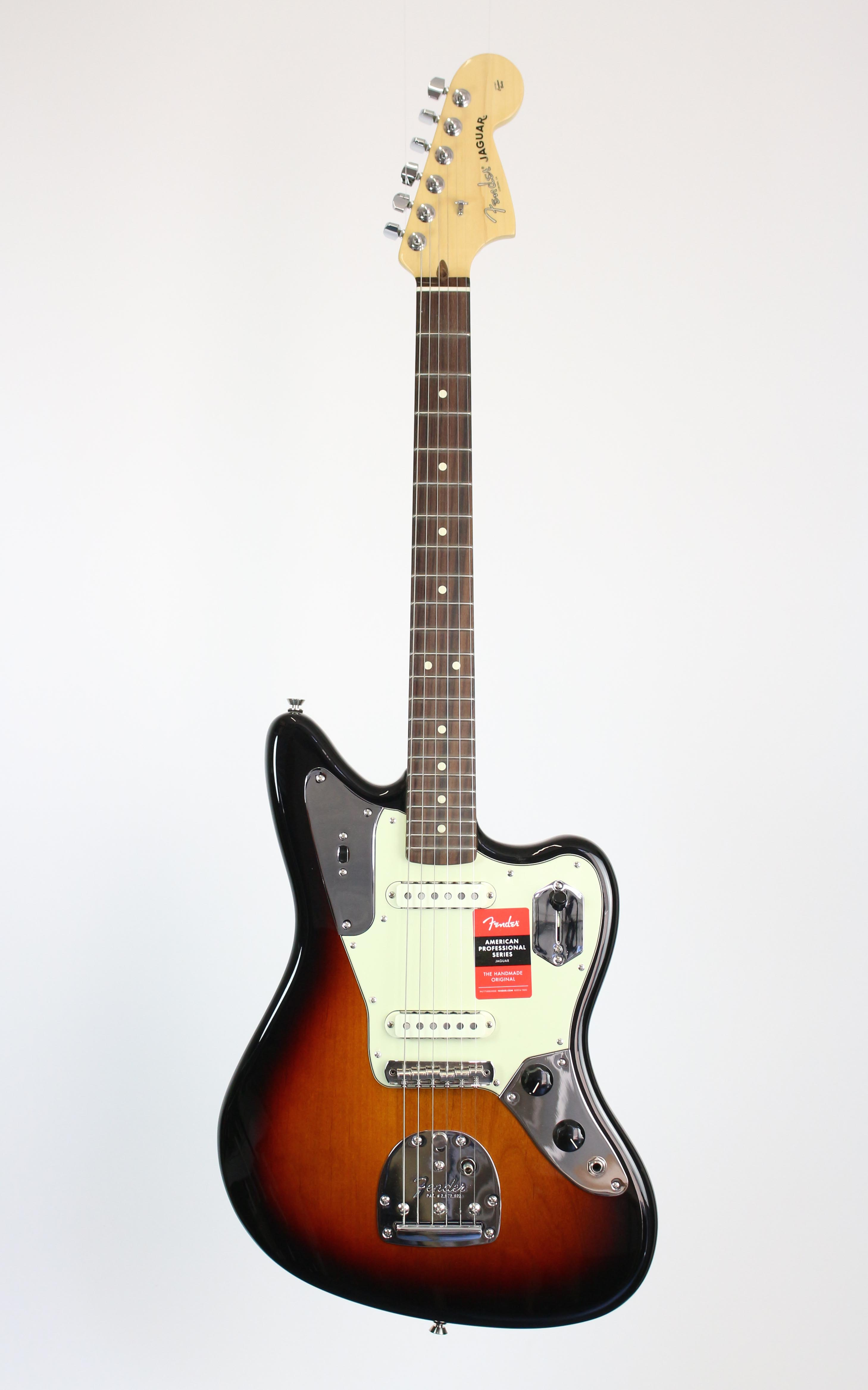 Fender - American Pro Jaguar RW 3TS - Gitarren - E-Gitarren | MUSIK BERTRAM Deutschland Freiburg