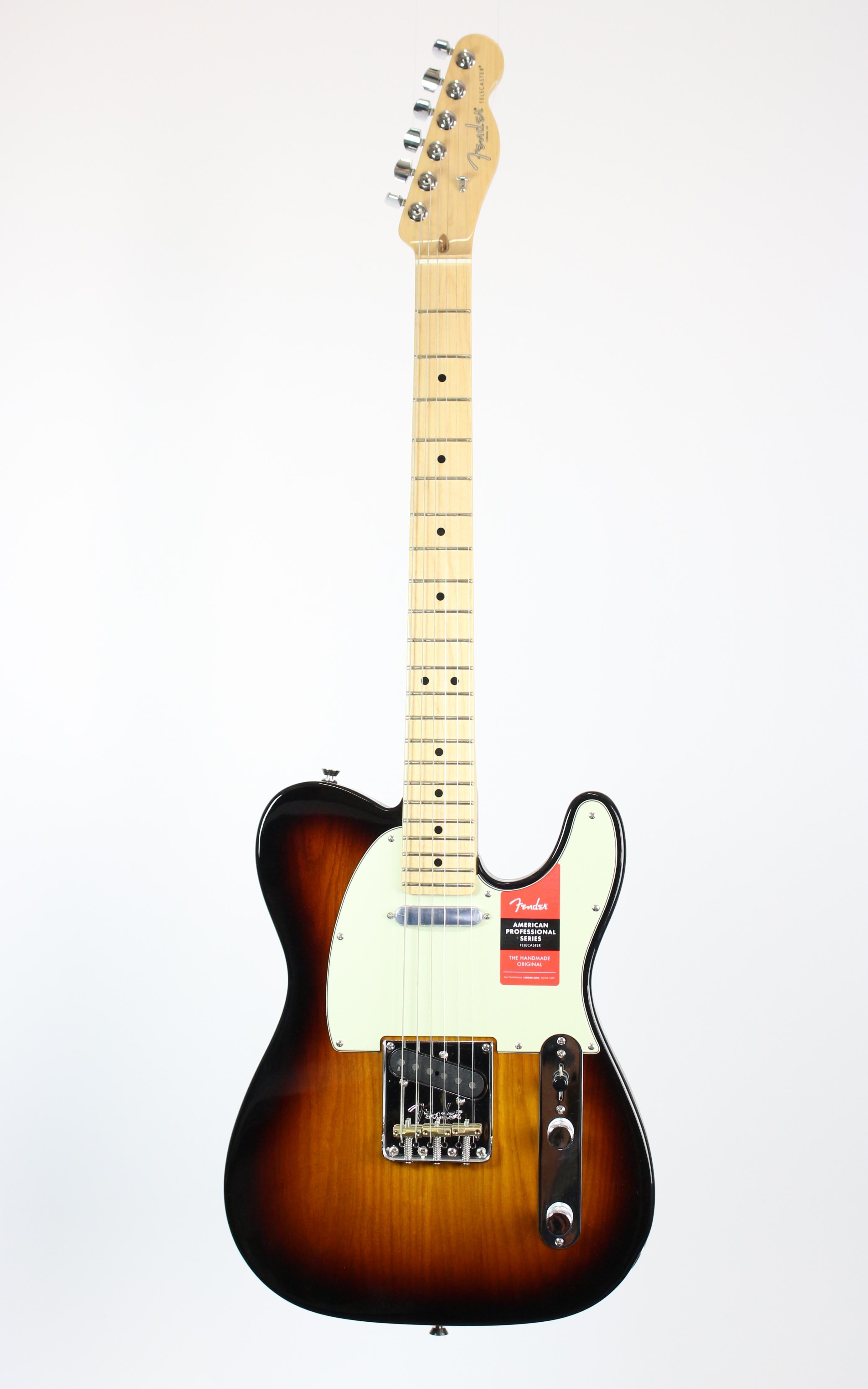 Fender - American Pro Tele Ash MN 2TS - Gitarren - E-Gitarren | MUSIK BERTRAM Deutschland Freiburg