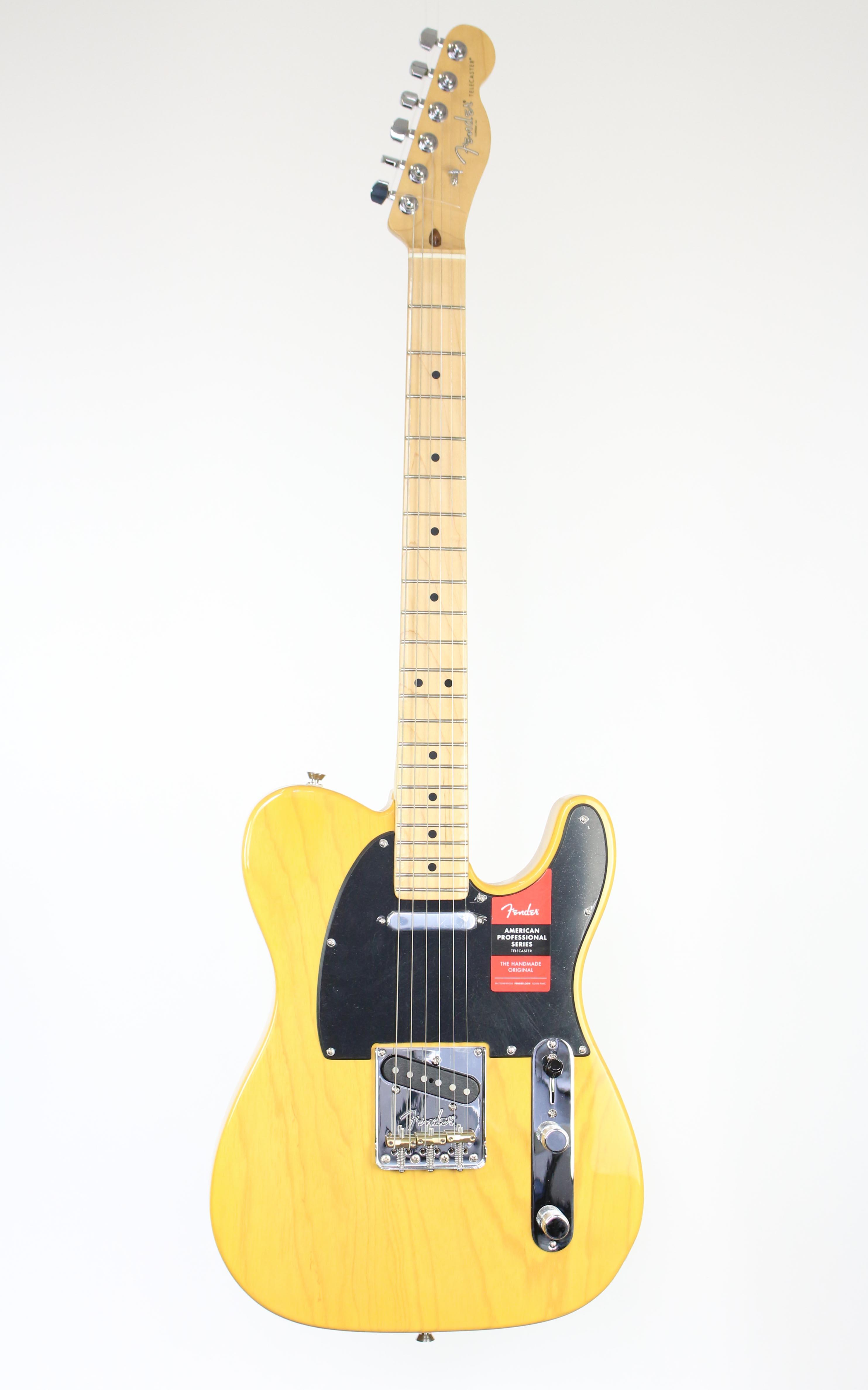Fender - American Pro Tele Ash MN BTB - Gitarren - E-Gitarren   MUSIK BERTRAM Deutschland Freiburg