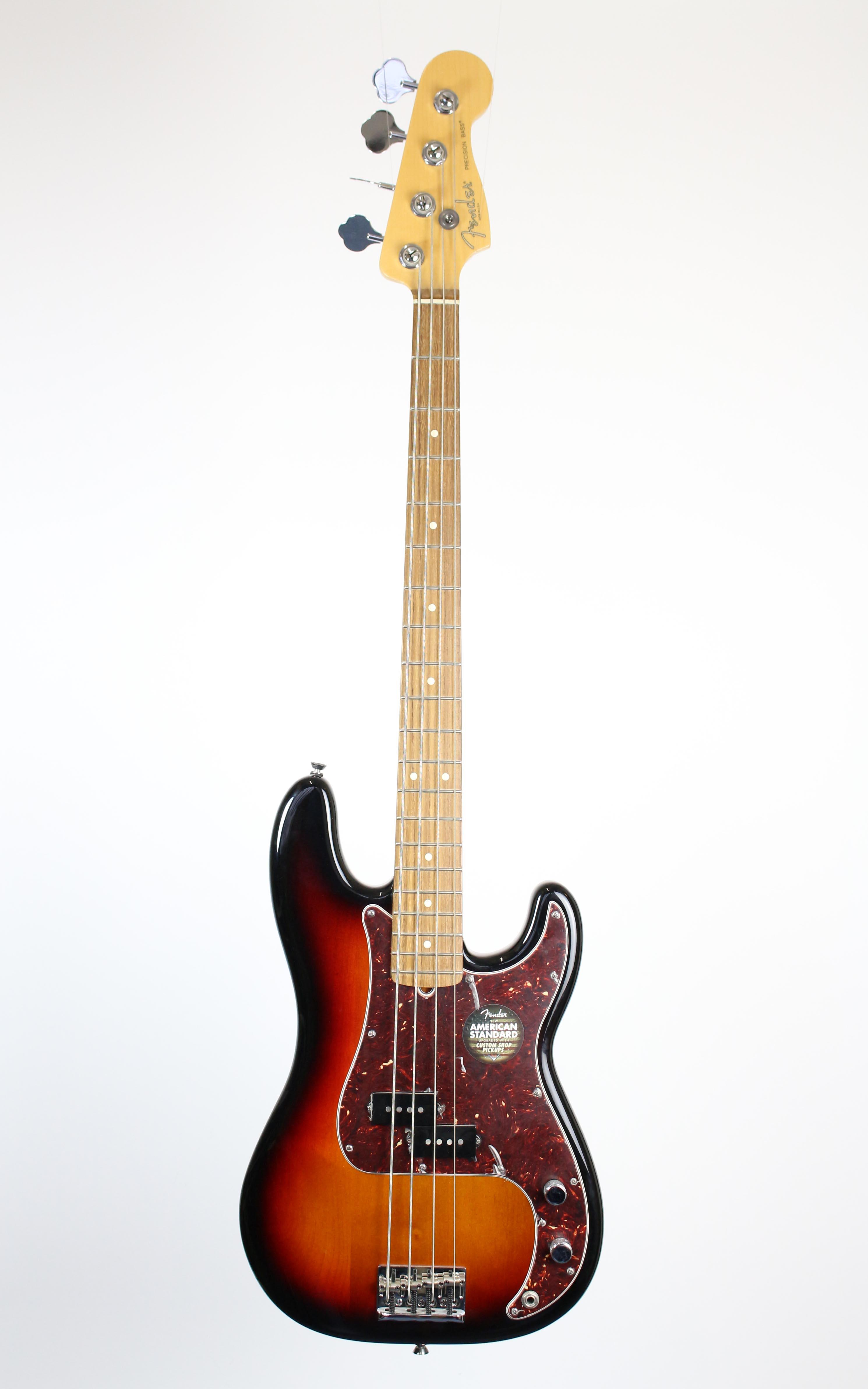 Fender - American Standard P-Bass RW 3-TS - Gitarren - E-Bass | MUSIK BERTRAM Deutschland Freiburg