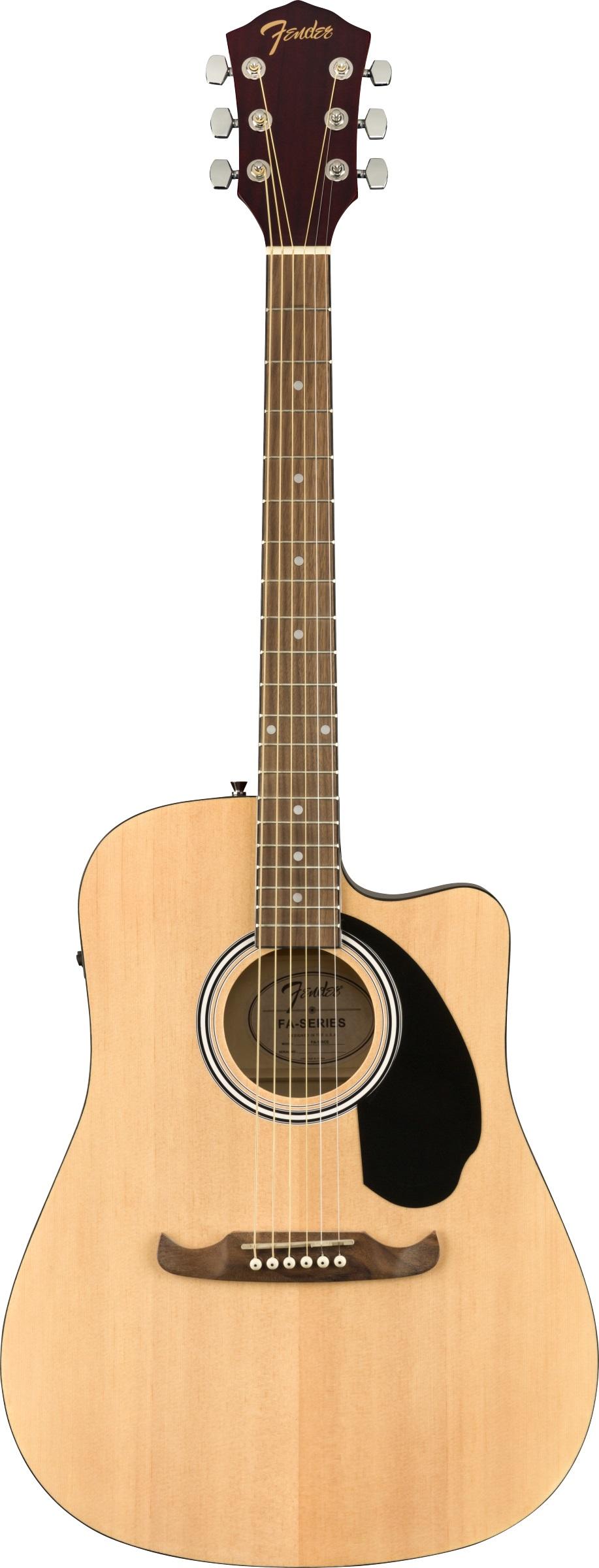 Fender - FA-125CE NAT - Gitarren - Westerngitarren | MUSIK BERTRAM Deutschland Freiburg