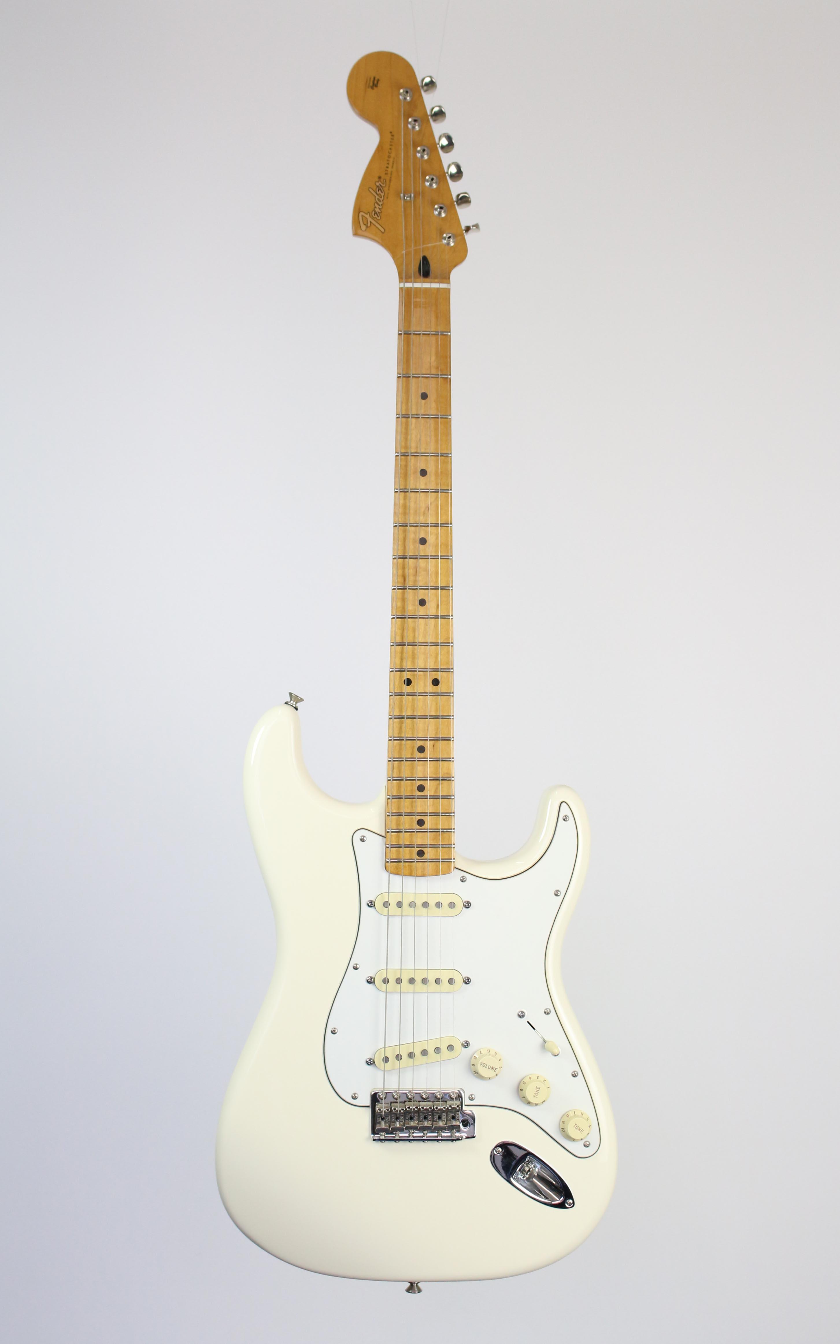 Fender - Jimi Hendrix Strat MN Olympic White - Gitarren - E-Gitarren | MUSIK BERTRAM Deutschland Freiburg