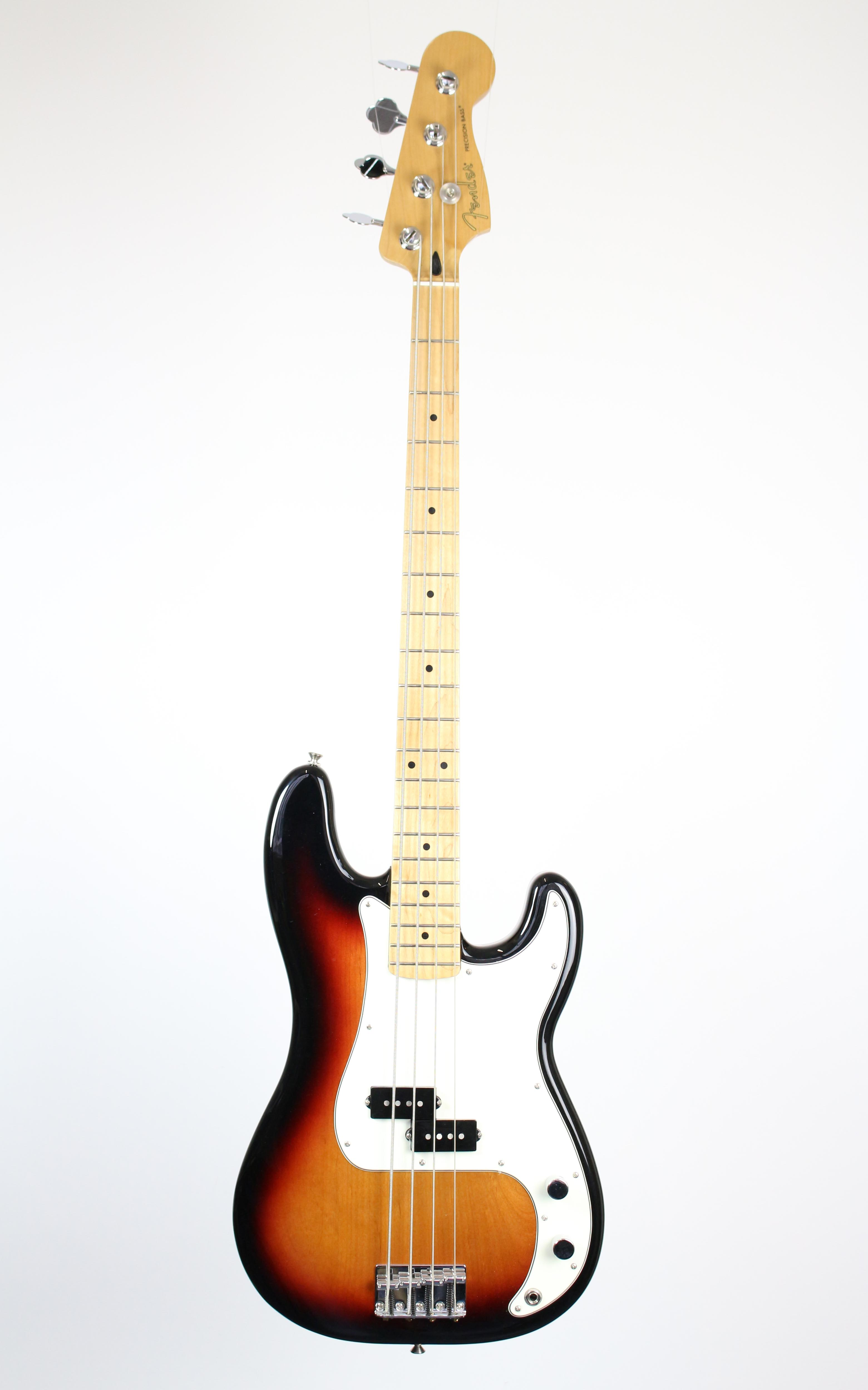 Fender - Player Series Precision Bass MN 3-TS - Gitarren - E-Bass | MUSIK BERTRAM Deutschland Freiburg