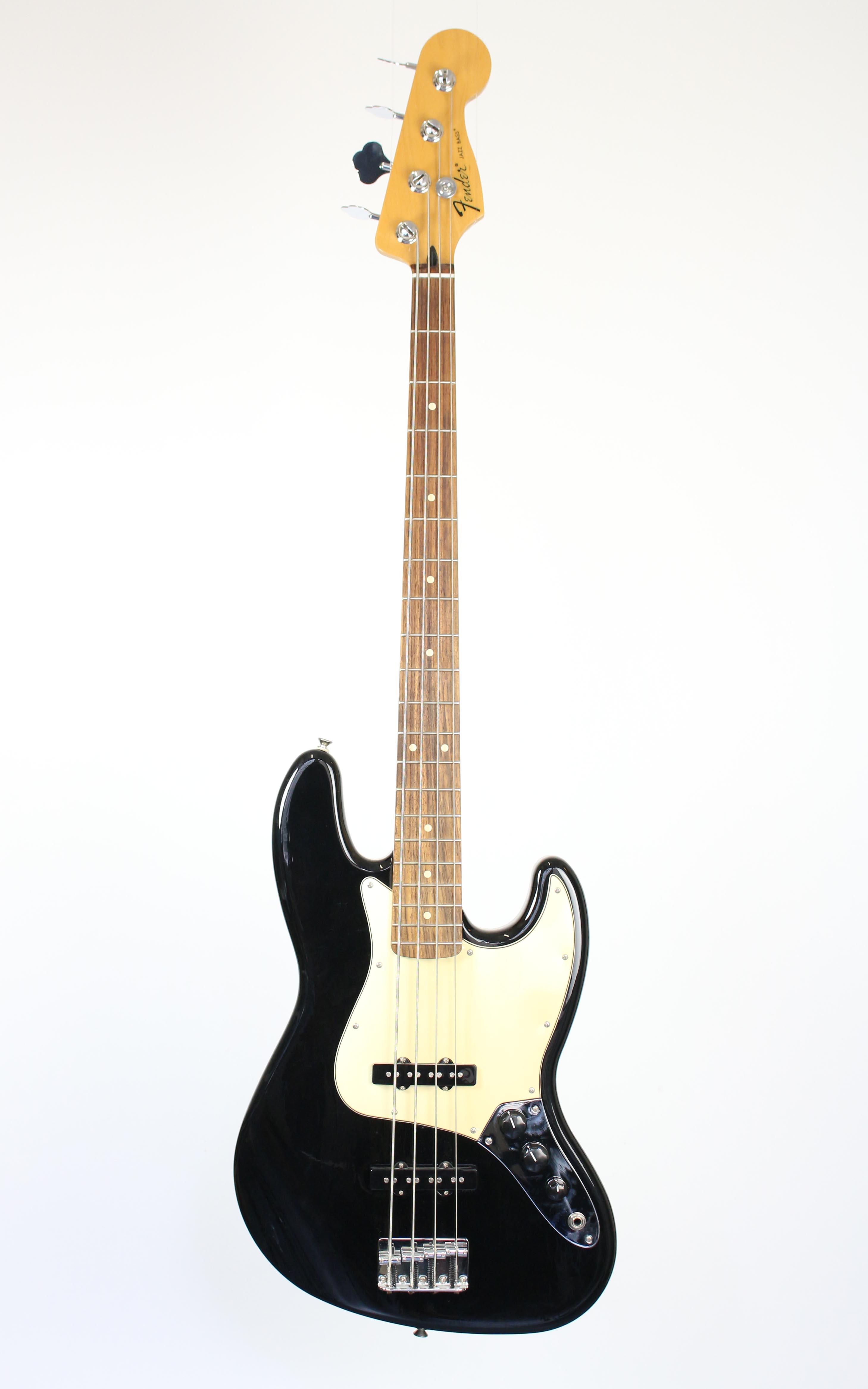Fender - Standard Jazz Bass RW BLK - Gitarren - E-Bass | MUSIK BERTRAM Deutschland Freiburg