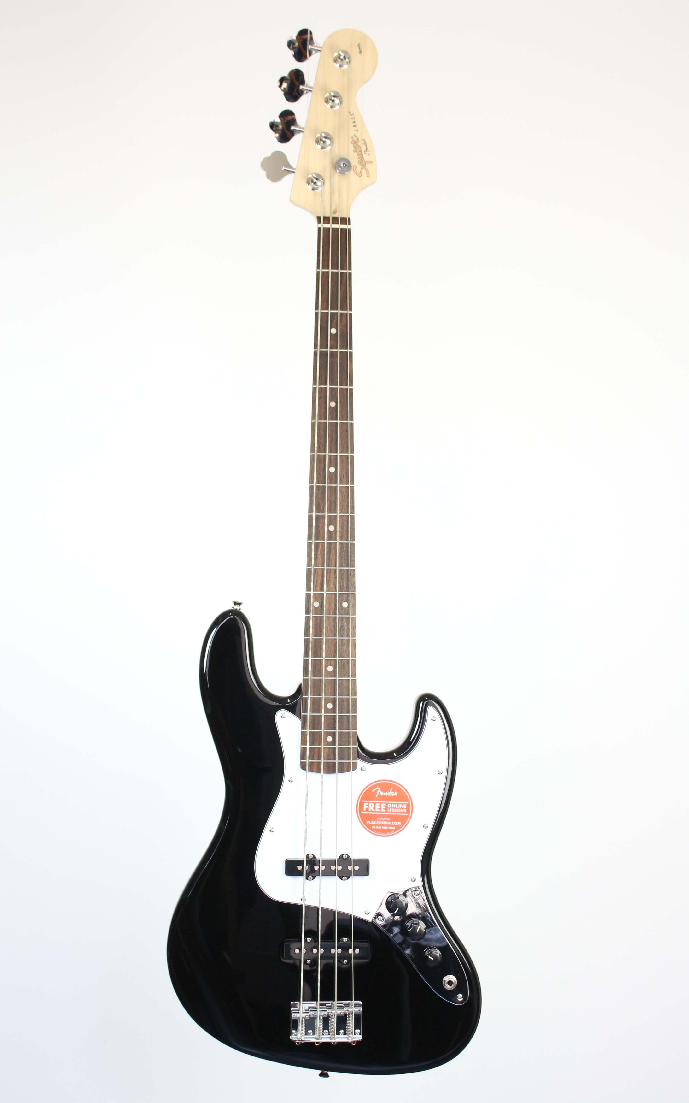 Fender Squier - Affinity Jazz Bass LRL BLK - Gitarren - E-Bass | MUSIK BERTRAM Deutschland Freiburg