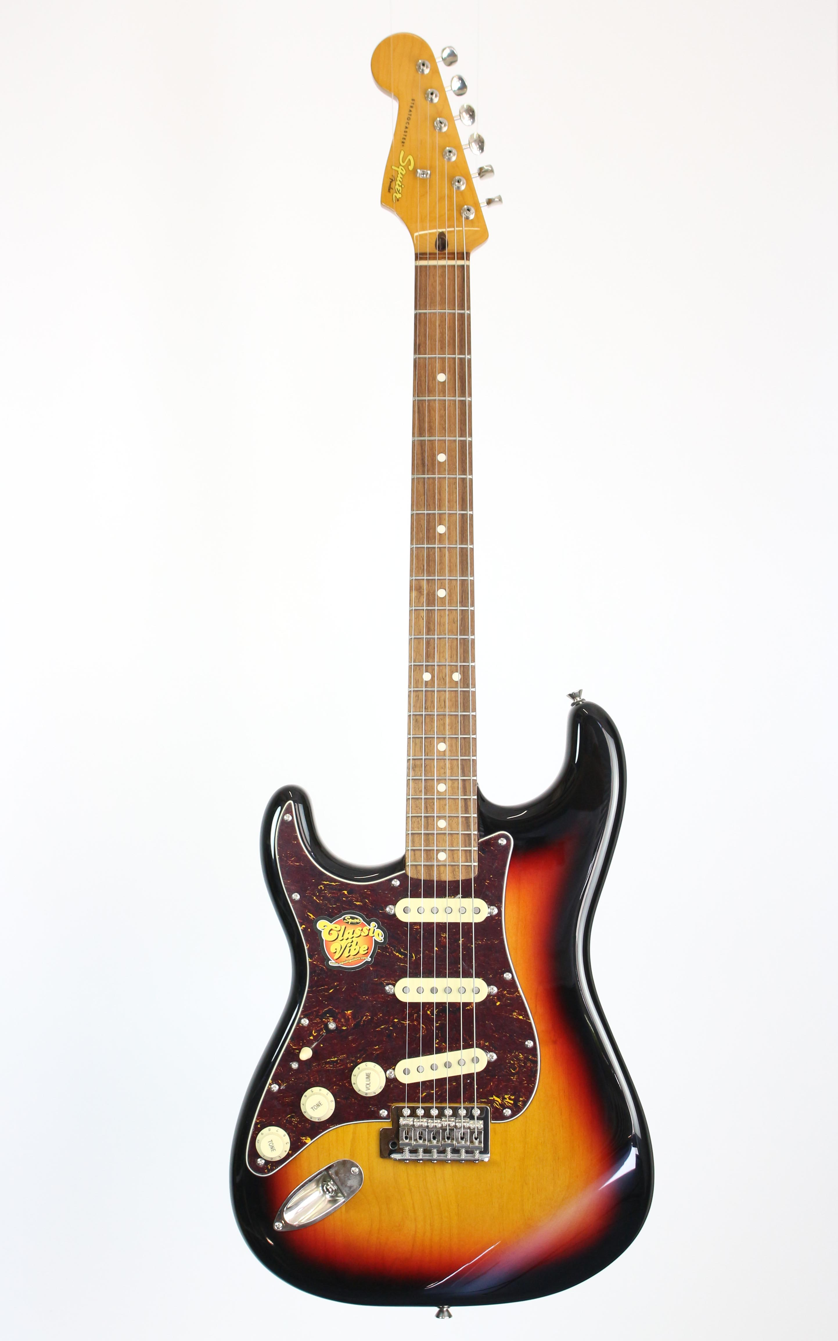 Fender Squier - Classic Vibe 60s Strat 3TS LH - Gitarren - E-Gitarren | MUSIK BERTRAM Deutschland Freiburg