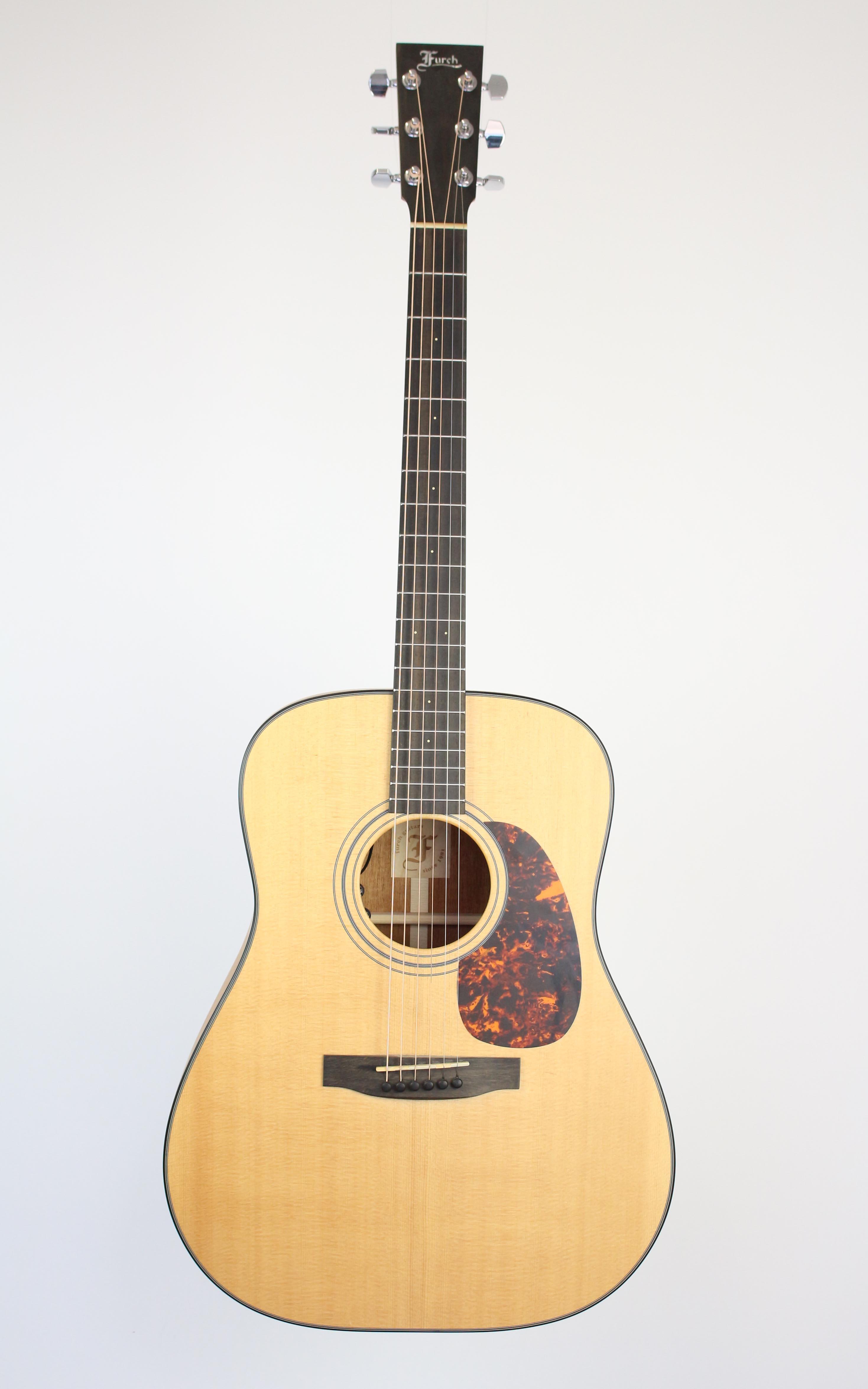 Furch - D-30 SM EAS-VTC - Gitarren - Westerngitarren | MUSIK BERTRAM Deutschland Freiburg
