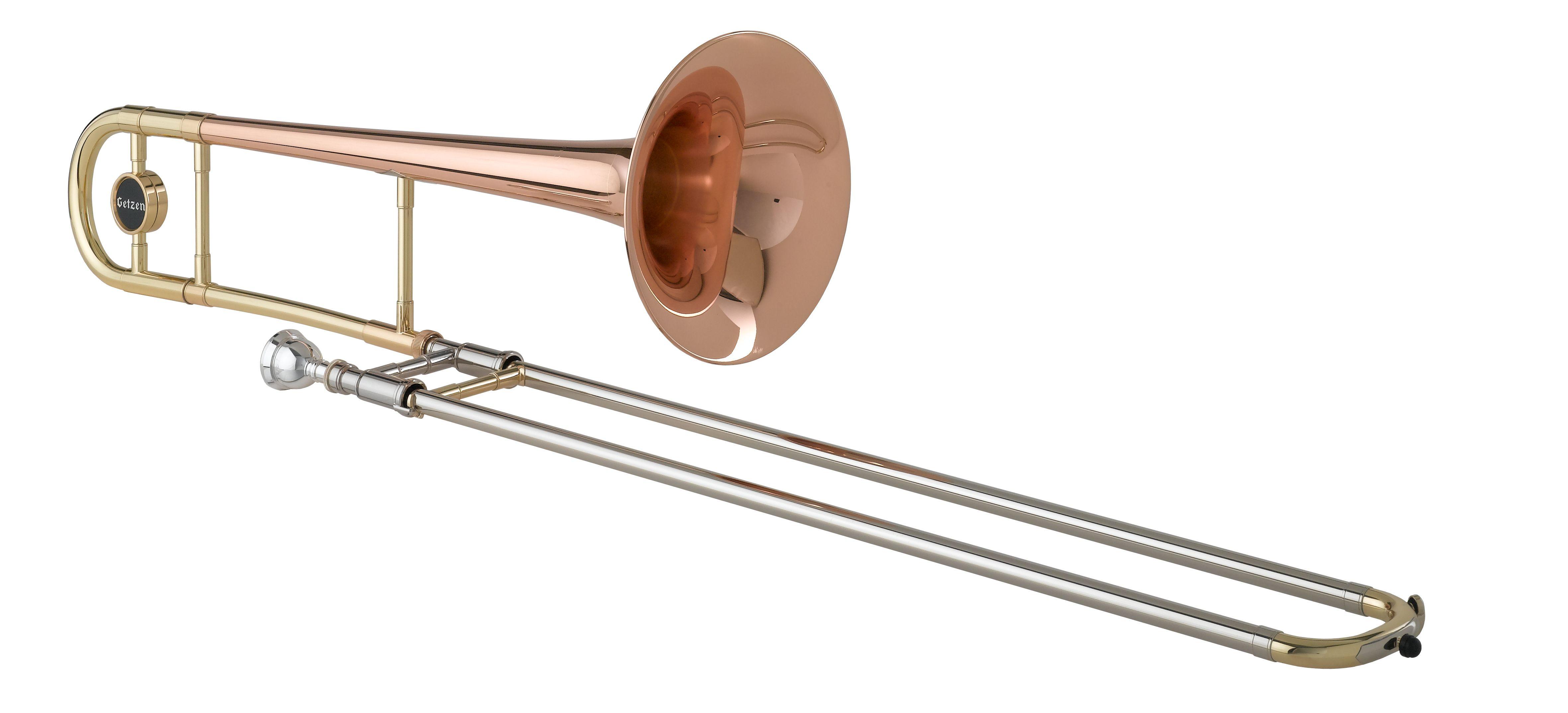 Getzen - 3508 R - Blechblasinstrumente - Posaunen ohne Quartventil | MUSIK BERTRAM Deutschland Freiburg