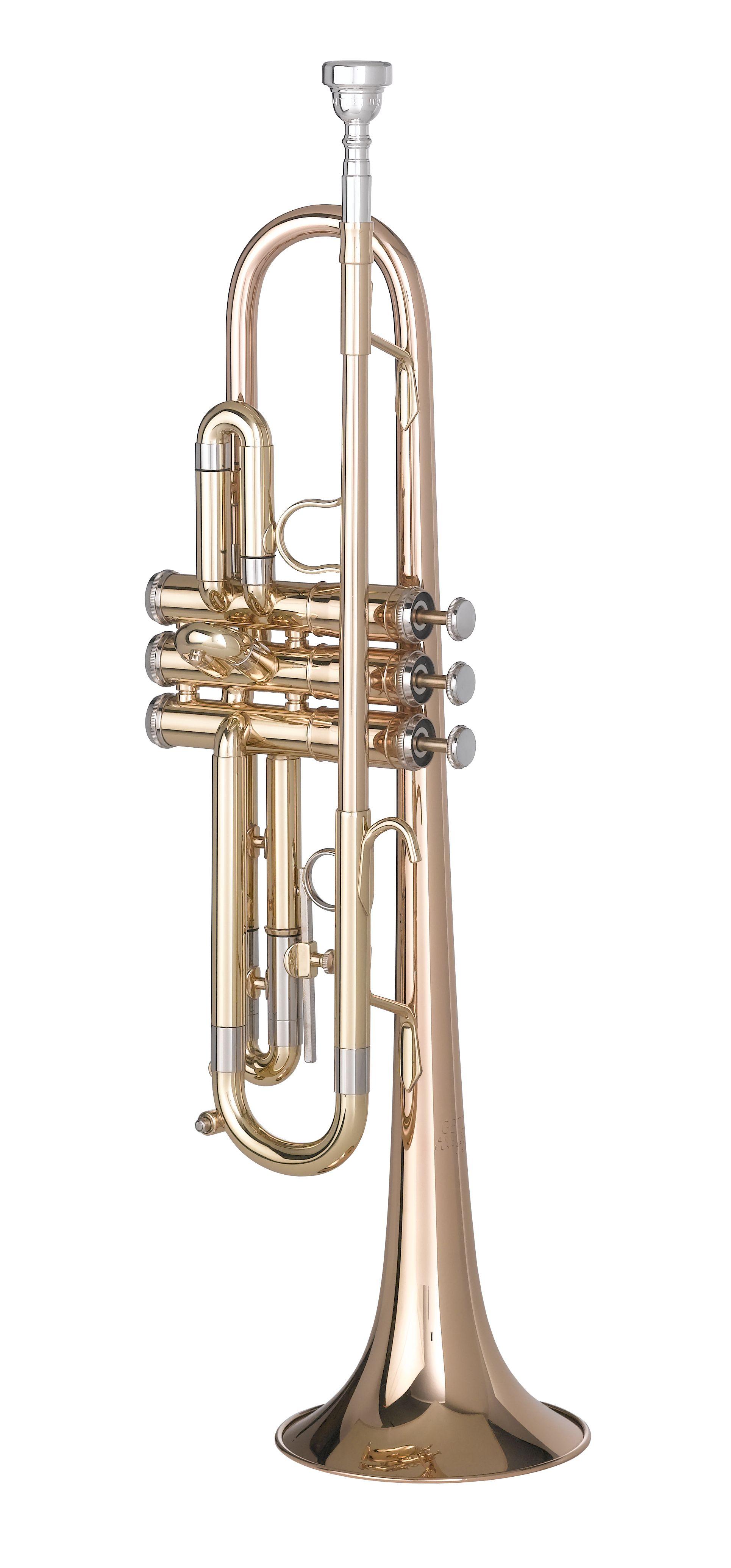 Getzen - 490 - Blechblasinstrumente - Trompeten mit Perinet-Ventilen | MUSIK BERTRAM Deutschland Freiburg