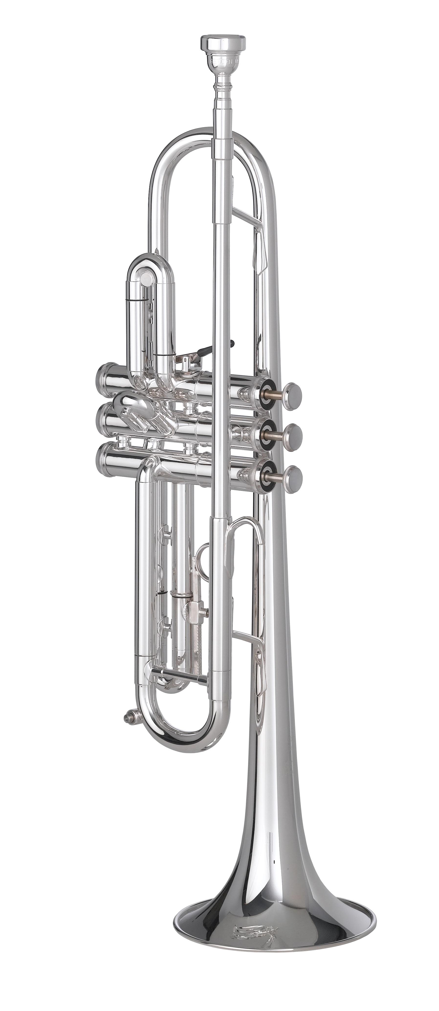 Getzen - 590 S w/S - Blechblasinstrumente - Trompeten mit Perinet-Ventilen | MUSIK BERTRAM Deutschland Freiburg