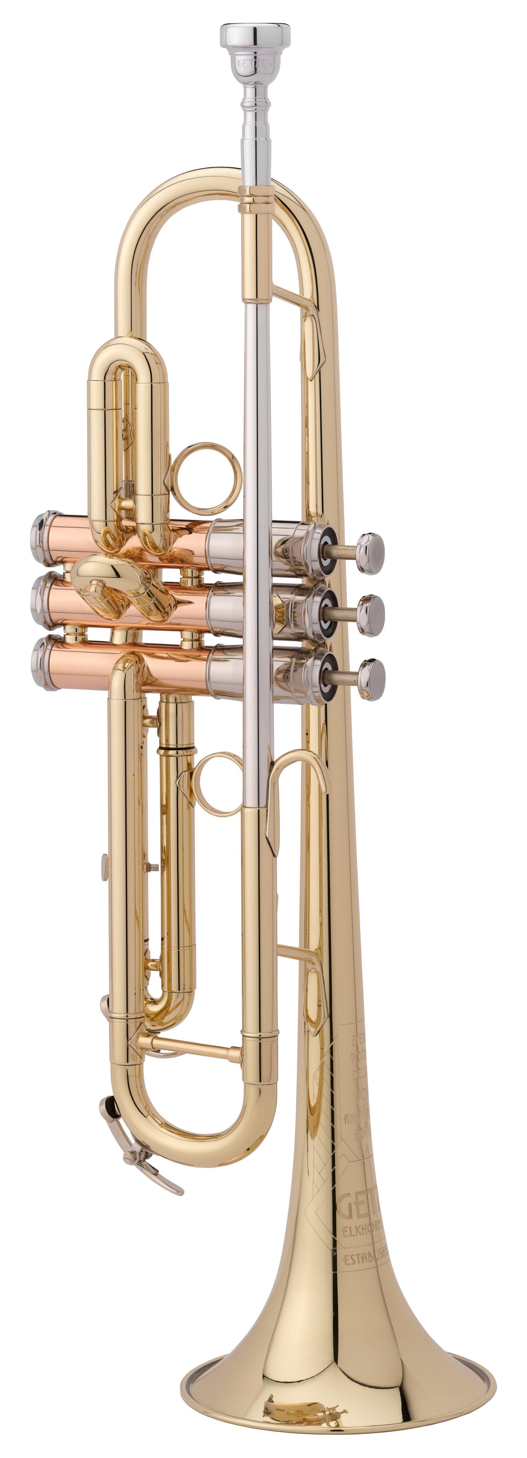 Getzen - 907 DLX - Blechblasinstrumente - Trompeten mit Perinet-Ventilen | MUSIK BERTRAM Deutschland Freiburg