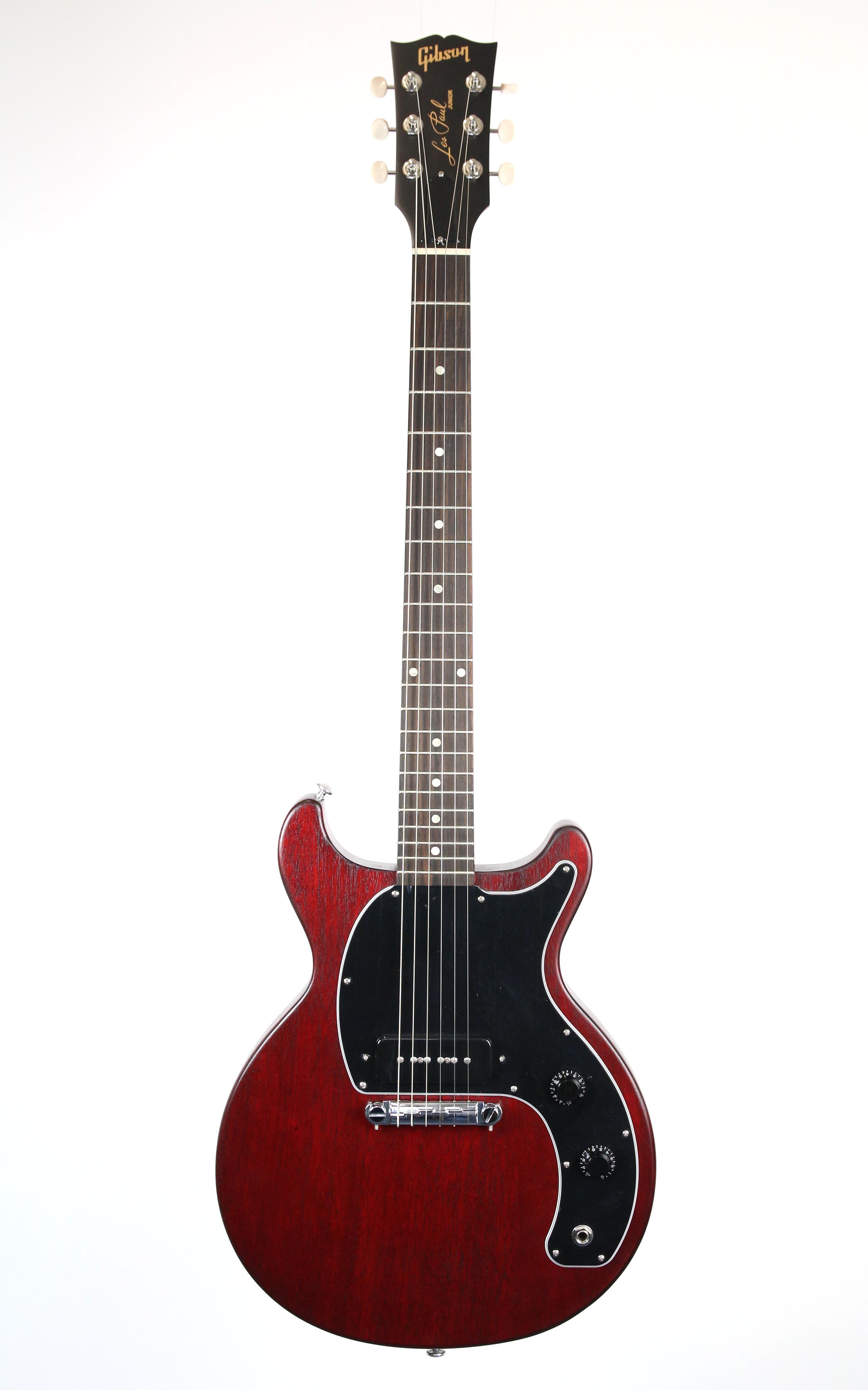 Gibson - Les Paul Junior Tribute DC 2019 WC - Gitarren - E-Gitarren   MUSIK BERTRAM Deutschland Freiburg
