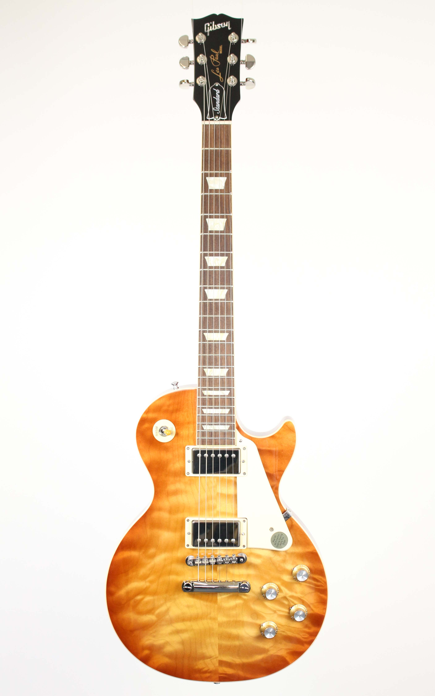 Gibson - Les Paul Standard 60s Unburst - Gitarren - E-Gitarren | MUSIK BERTRAM Deutschland Freiburg