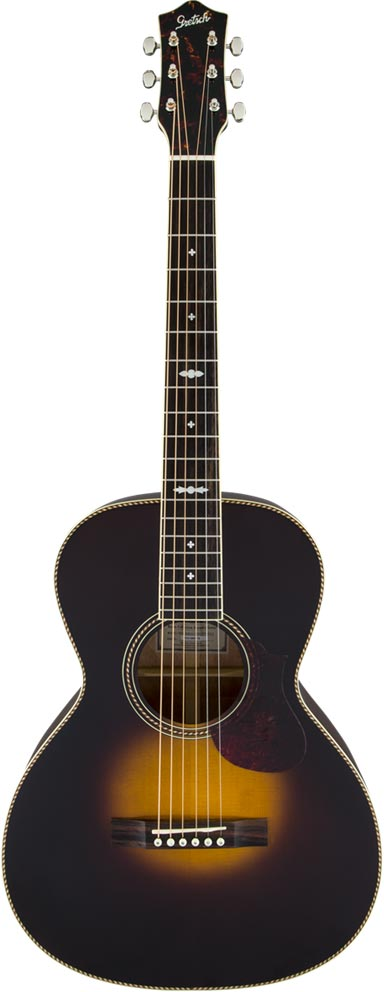 Gretsch - G9511 Style 1 Single-0 Parlor - Gitarren - Westerngitarren | MUSIK BERTRAM Deutschland Freiburg