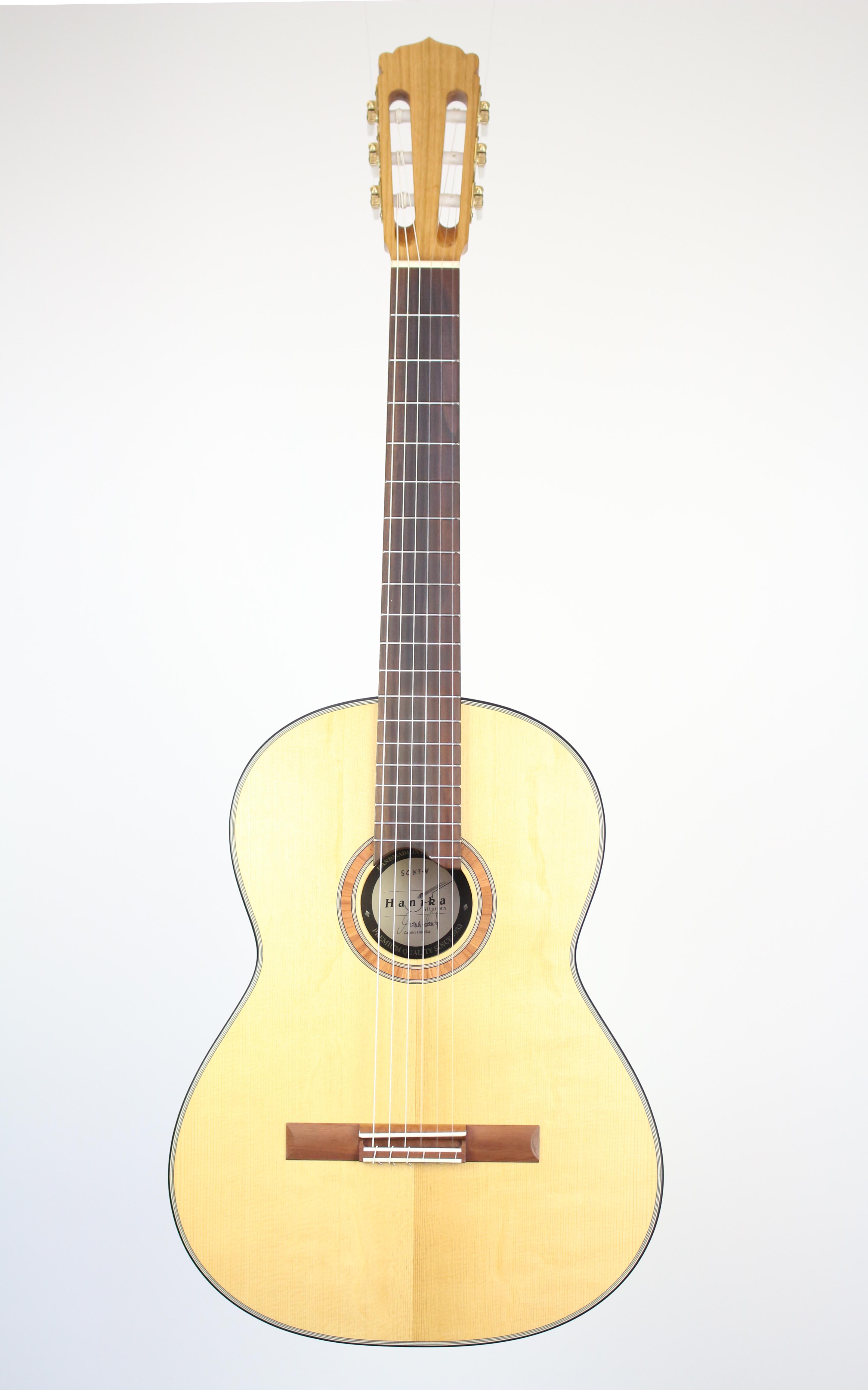 Hanika - 50 KF-N - Gitarren - Konzertgitarren | MUSIK BERTRAM Deutschland Freiburg