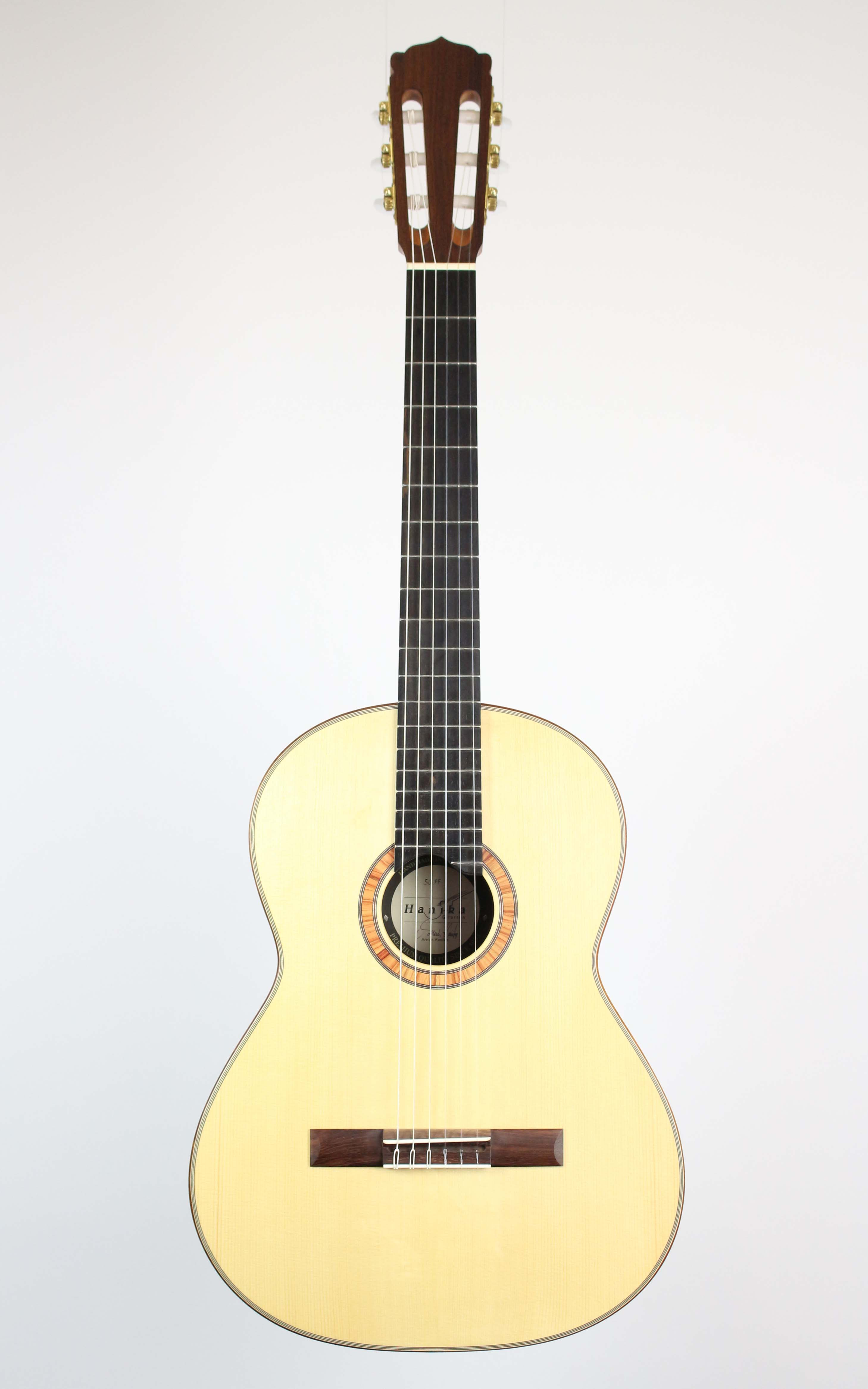 Hanika - 50 PF - Gitarren - Konzertgitarren | MUSIK BERTRAM Deutschland Freiburg