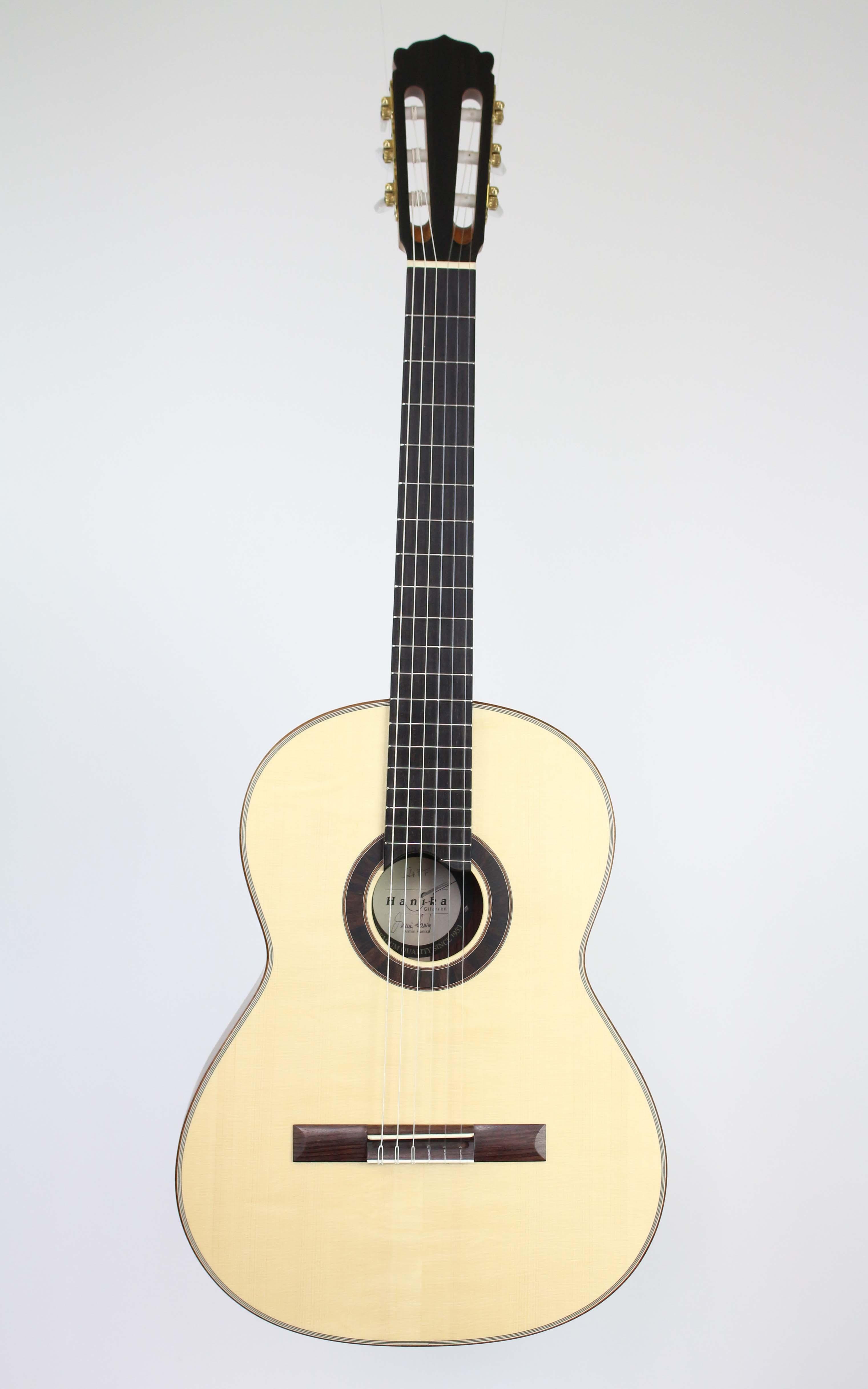 Hanika - 54 PF - Gitarren - Konzertgitarren | MUSIK BERTRAM Deutschland Freiburg