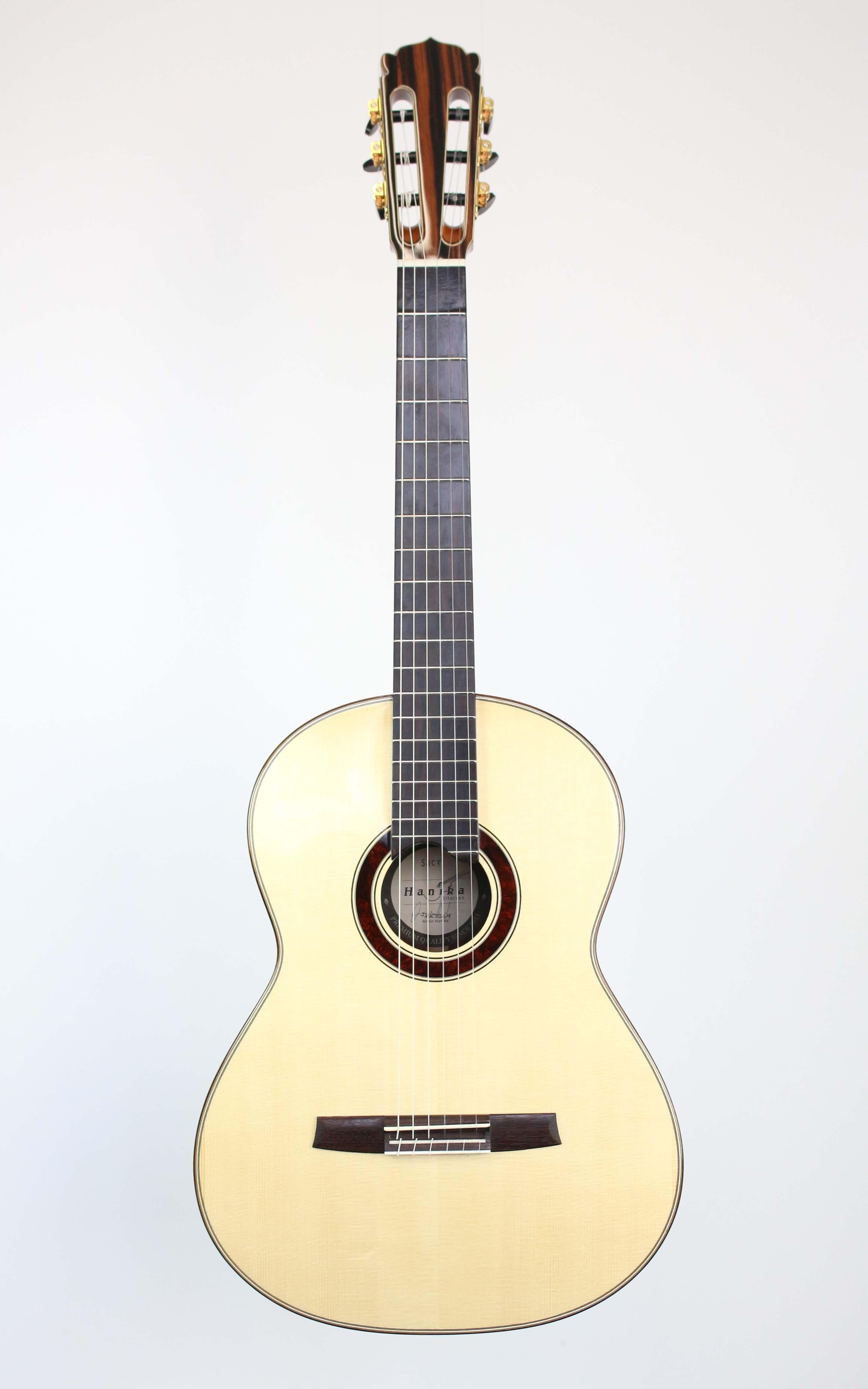 Hanika - 58 CF - Gitarren - Konzertgitarren   MUSIK BERTRAM Deutschland Freiburg