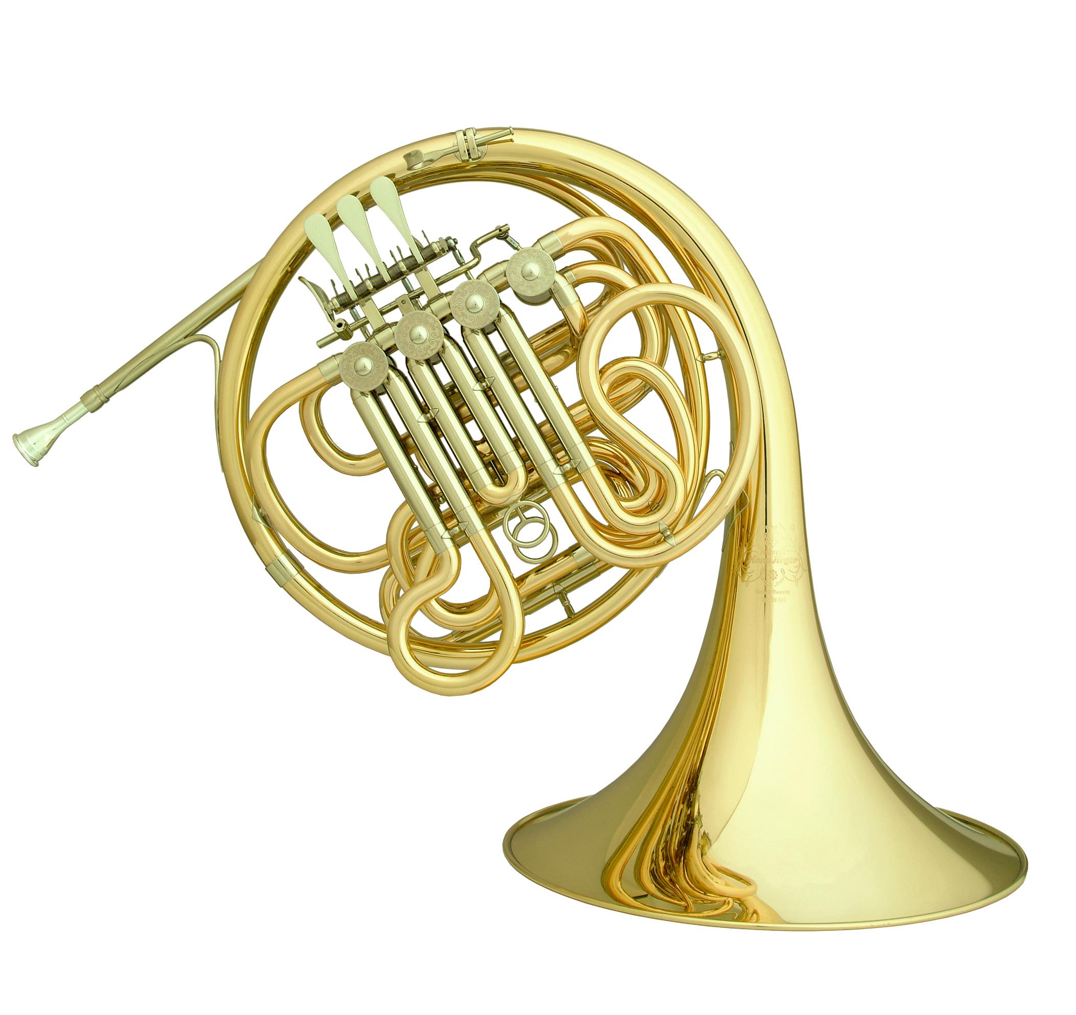 Hoyer - HH - 801 - 1 - 0 - Blechblasinstrumente - Hörner | MUSIK BERTRAM Deutschland Freiburg
