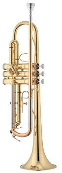 Jupiter - JTR - 408 - L - / JTR-500-Q - Blechblasinstrumente - Trompeten mit Perinet-Ventilen | MUSIK BERTRAM Deutschland Freiburg