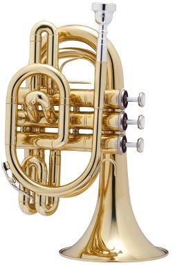 Jupiter - JTR - 516 - L / JTR - 710 - Taschentrompete - Blechblasinstrumente - Trompeten mit Perinet-Ventilen   MUSIK BERTRAM Deutschland Freiburg