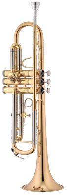 Jupiter - JTR - 700 - RQ - Blechblasinstrumente - Trompeten mit Perinet-Ventilen   MUSIK BERTRAM Deutschland Freiburg