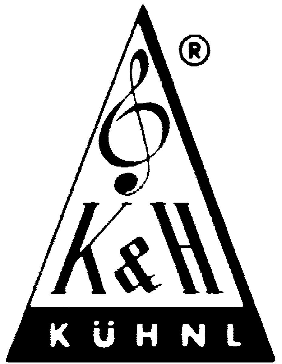 Kühnl & Hoyer - Topline G - 116 24 RL - Blechblasinstrumente - Trompeten mit Perinet-Ventilen | MUSIK BERTRAM Deutschland Freiburg