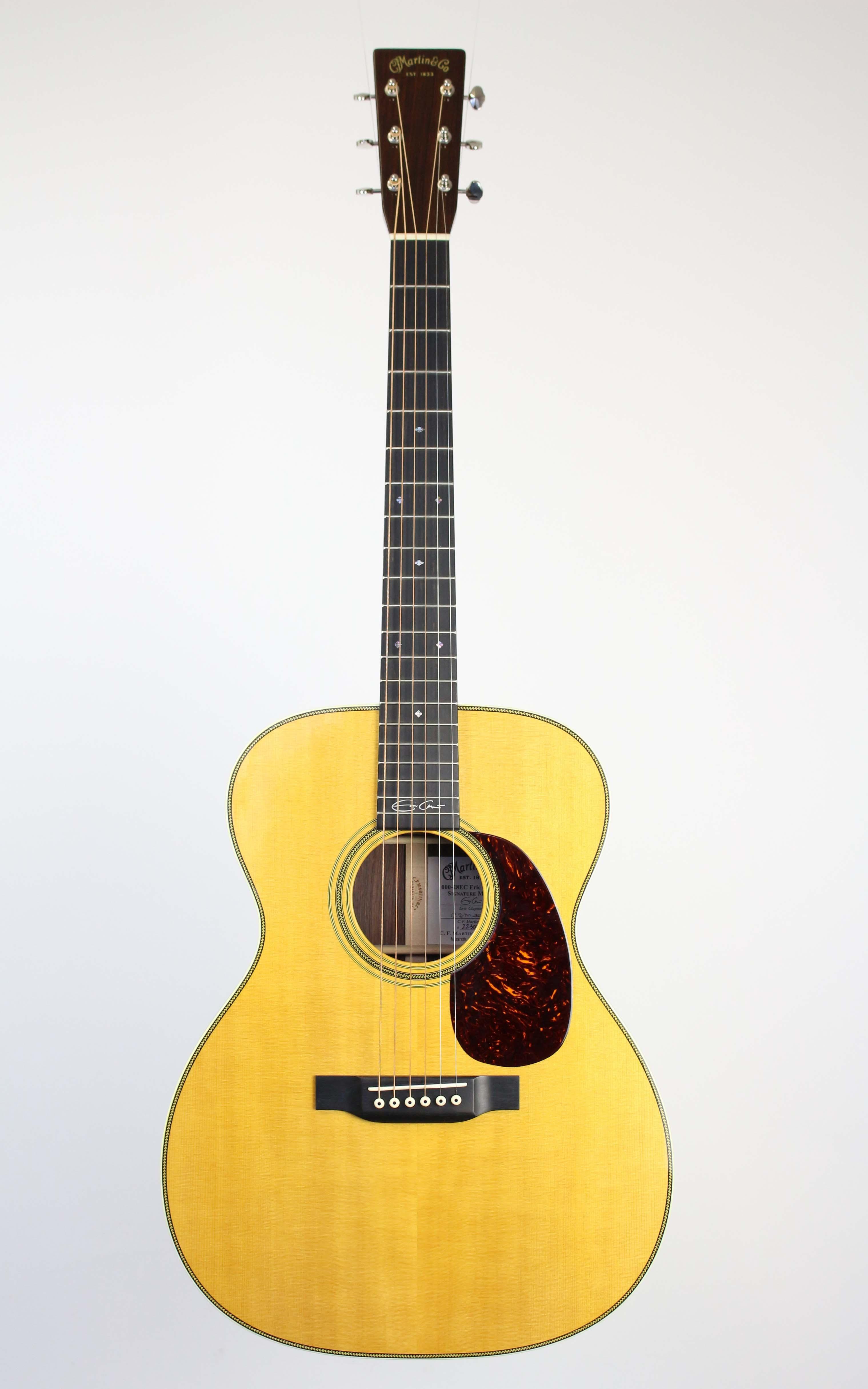 Martin - 00028 - EC Eric Clapton Signature - Gitarren - Westerngitarren | MUSIK BERTRAM Deutschland Freiburg