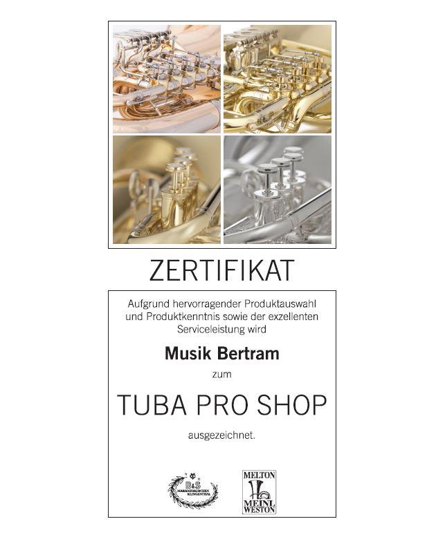 Melton - MW - SENI_T2 - 1 - 0GB - Blechblasinstrumente - Tuben | MUSIK BERTRAM Deutschland Freiburg