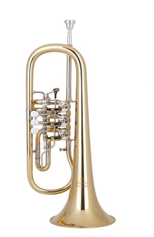 Miraphone - 24R - /24R001100A100 - Blechblasinstrumente - Flügelhörner | MUSIK BERTRAM Deutschland Freiburg