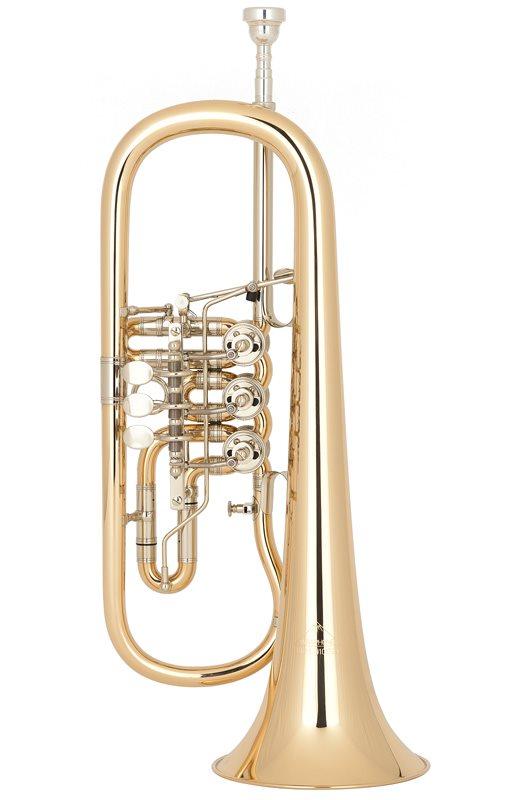 Miraphone - 25 - /250001100A100 - Blechblasinstrumente - Flügelhörner   MUSIK BERTRAM Deutschland Freiburg