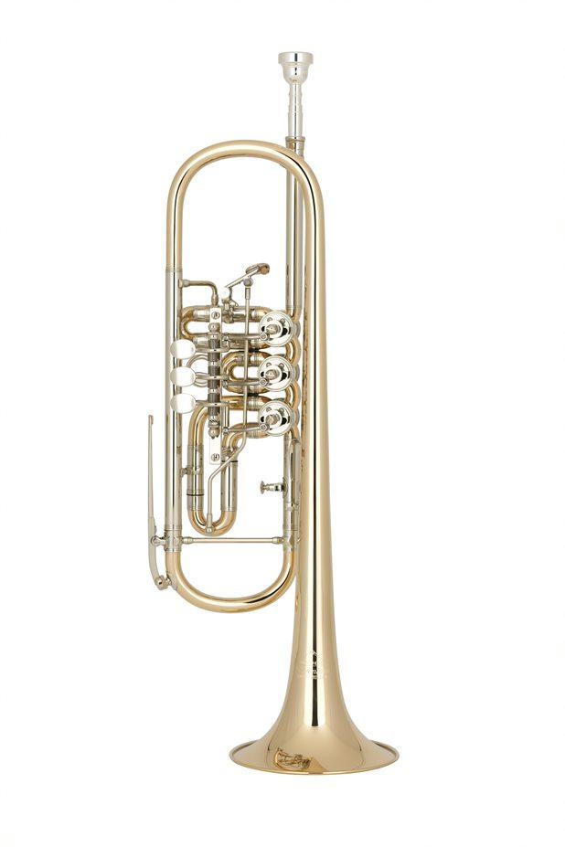 Miraphone - 9R - /9R1100A100 - Blechblasinstrumente - Trompeten mit Drehventilen   MUSIK BERTRAM Deutschland Freiburg